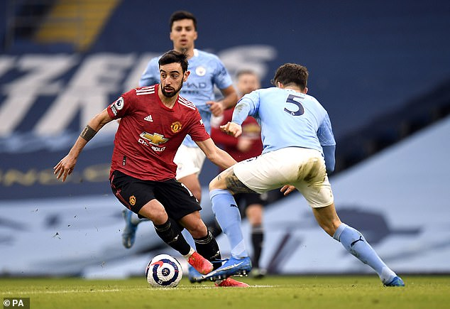 Fans can donate to Fernandes' GoGetFunding page to be within a chance of winning the shirt and boots he wore in Sunday's Manchester derby victory over City