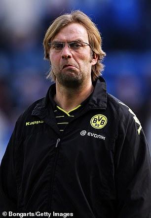 Jurgen Klopp had a dreadful 2014-15 season