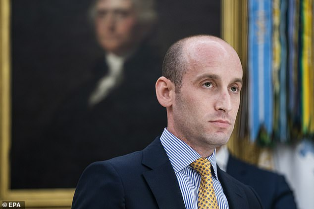 Former President Donald Trump's adviser Stephen Miller weighed in on Oprah Winfrey's interview with Meghan and Harry, suggesting that royal couple was selfish to leave