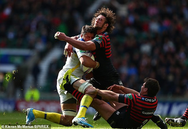 Rugby has been identified as a sport that has made great progress in identifying head injuries