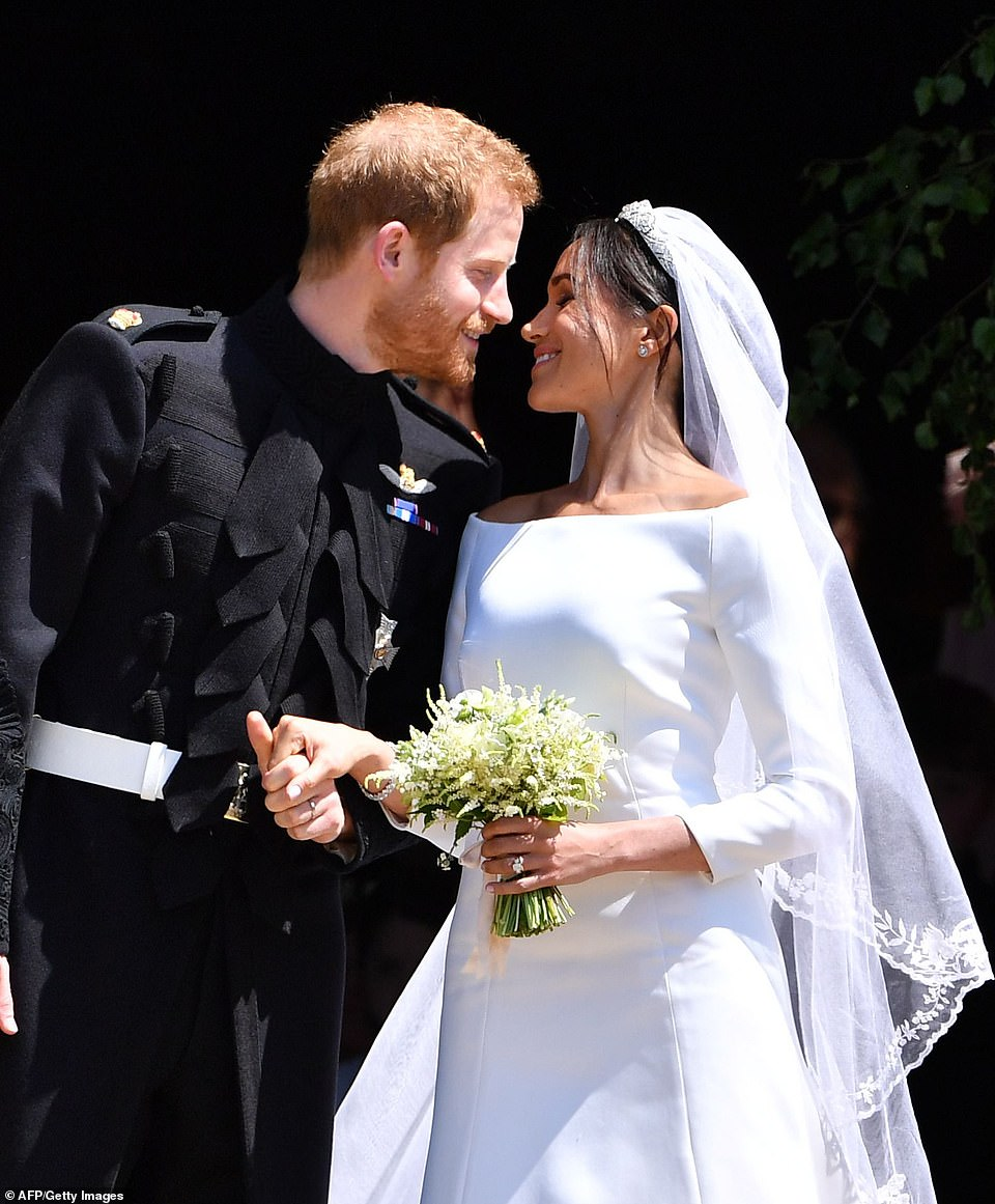 Why are Harry and Meghan so defensively in love with their own love story? Why are they seemingly so determined to cast themselves as heroes of their own Disney romance? And why do they seem to think their love for each other gives them a right to ride roughshod over everyone else in their lives?