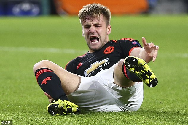 The injury kept Shaw sidelined for the remainder of the 2015-16 season, an enormous setback