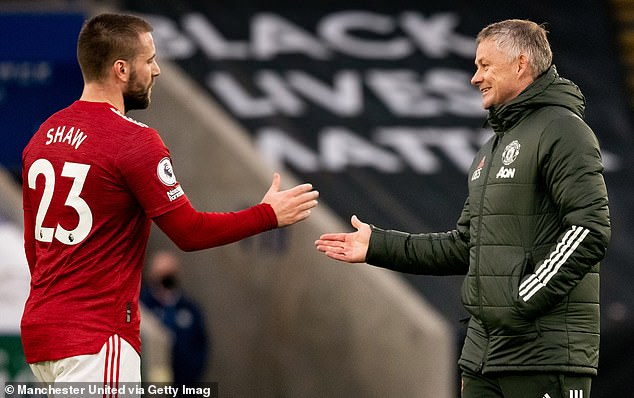 Under Ole Gunnar Solskjaer, however, Shaw is finally flourishing as a Man United player