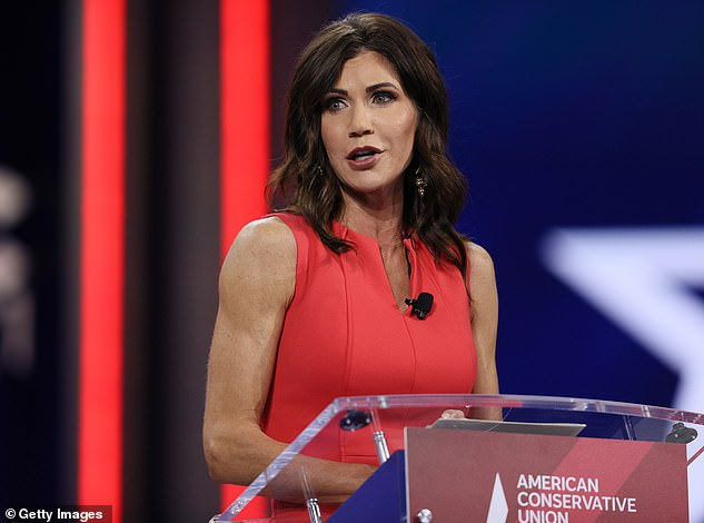 Noem will sign the bill in the coming days, which will require public school athletes to play for sporting teams that match their biological sex, rather than their gender identity
