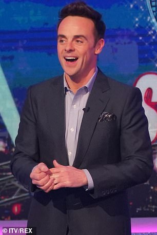 One victim waswas tricked by a firm that used fake testimonials from TV presenter Ant McPartlin (pictured)
