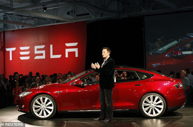Elon Musk's electric car firm TeslaTesla enjoyed a 700 per cent increase last year. Then last month saw a sell-off in tech stocks begin to gather pace and it plunged 20%