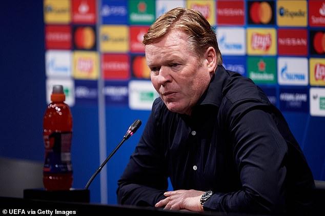 Barcelona boss Ronald Koeman must be creative with free transfers in the summer window