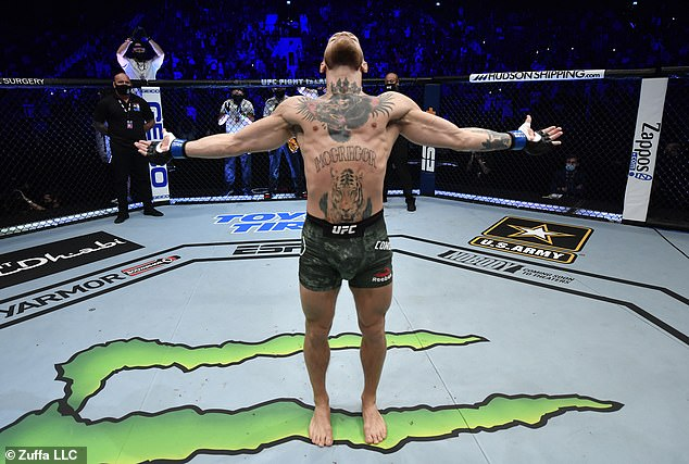 McGregor is still one of, if not the, biggest names in the world of UFC but he is in a tough period