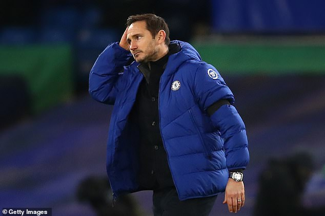 Lampard became the 10th manager sacked during the Roman Abramovich era at Chelsea