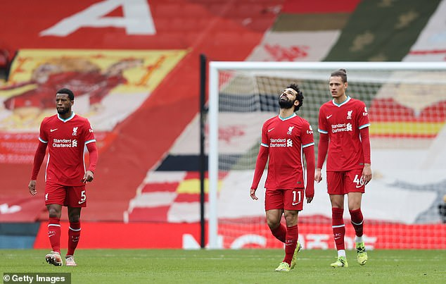 An injury-ravaged campaign has seen Liverpool playing new faces and many out of position