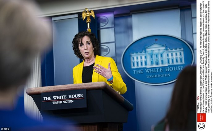Roberta Jacobsen, a special advisor to Joe Biden on migration, addressed the issue on Wednesday