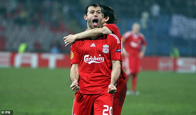 Javier Mascherano became one of the world's best players at Liverpool but things went sour