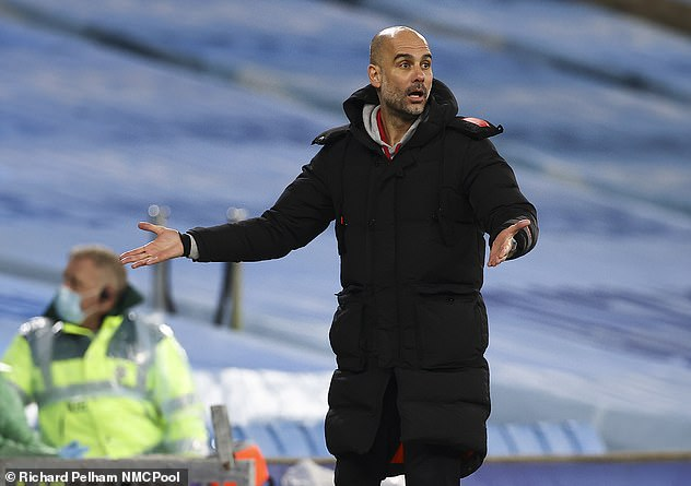 Pep Guardiola was furious with the decision, yet another big VAR error in the top-flight