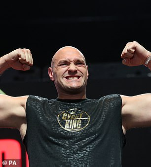 Fury is becoming increasingly frustrated about the progress of the fight deal