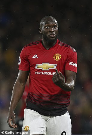 Lukaku was accused of being overweight at Manchester United