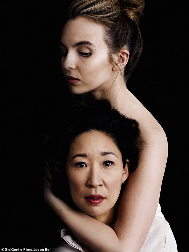 Exciting!It comes after the news that the show she stars in - Killing Eve - will air its fourth and final season on television next year
