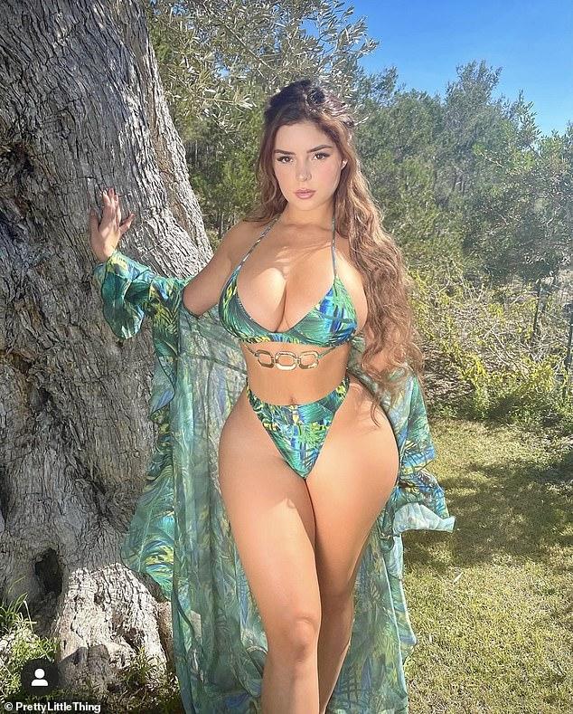 Bikini demi rose Demi Rose