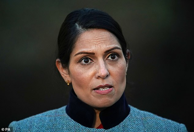 Miss Patel was under pressure to act after six of her predecessors said confidence in the police had been seriously damaged by Scotland Yard's investigation into false claims by fantasist 'Nick' of a Westminster paedophile ring