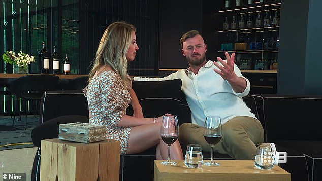 Married At First Sight's worst bride EVER: Bondi brand manager Jaimie Gardner shocks viewers after berating dyslexic husband Chris Jensen's English and calling him a 'dirty grot'