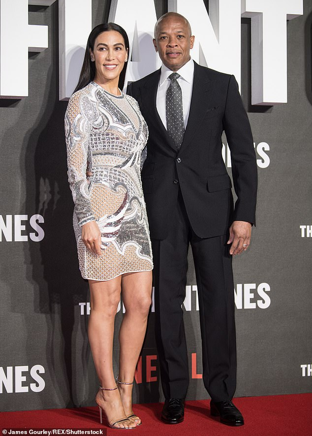 Bifurcation:The music mogul 's attorney Laura Wasser filed court documents 'requesting a bifurcation of Dre's divorce,' which would declare himself and Young 'single,' as reported by TMZ on Wednesday; Nicole and Dre pictured in 2018