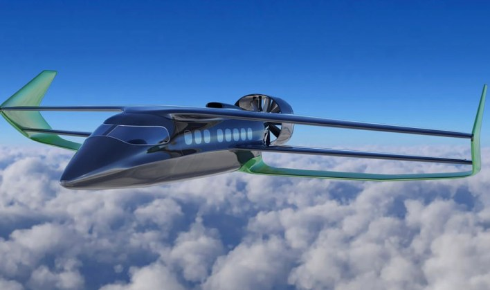 A hybrid-electric plane being built by a British company will be ready for commercial flights in 2026 and it is hoped there will be 300 operational by the end of the decade