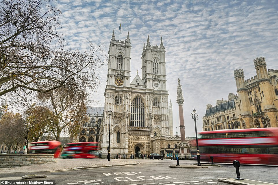 The third most beautiful building in the world is Westminster Abbey, according to golden ratio number-crunching
