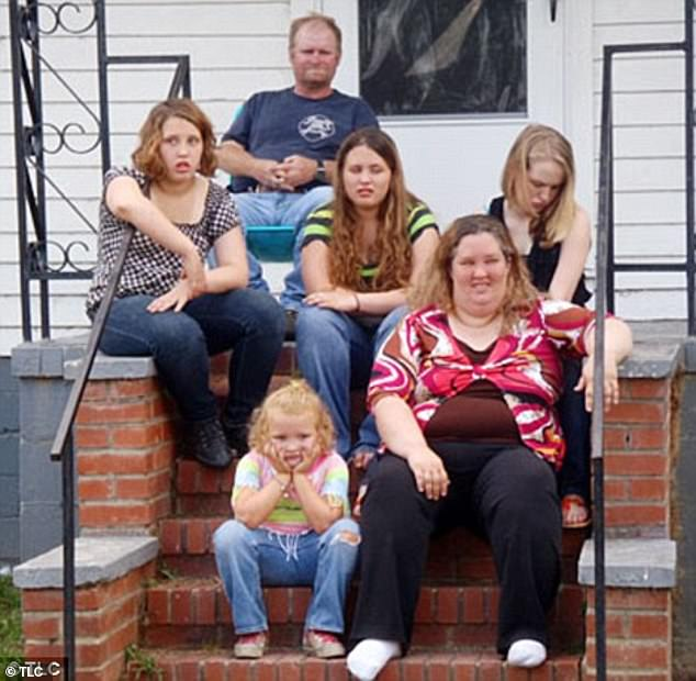 Where it all began:Shannon received the spin-off from her daughter's TLC reality series, Here Comes Honey Boo Boo, which was a spin-off from the famed pageant show Toddlers and Tiaras