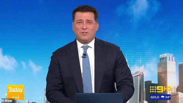 Finished on a high:u00A0Stefanovic's colleagues erupted with laughter at the remark before he then moved on to finish off the 'roast', blasting Pete Evans' recent announcement he was running for parliament