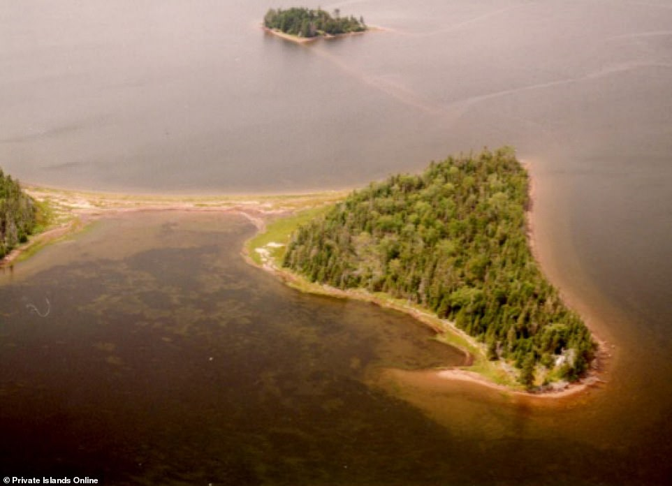This island is a wild experience - a place where bald eagles swoop and deer roam. Plus, the fishing is reputedly excellent