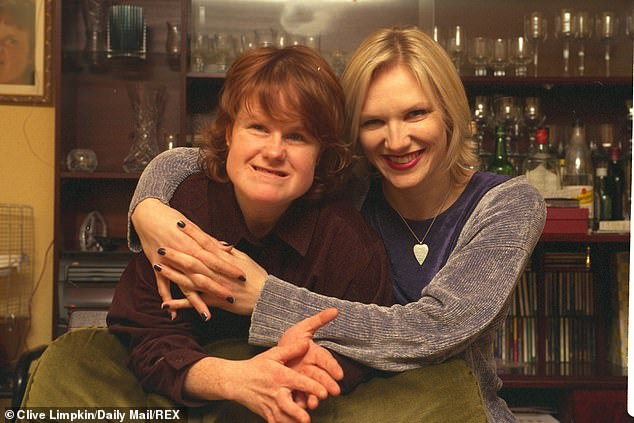 Finally:u00A0Jo Whiley has said she 'could not be happier' as her disabled sister Francis is set to receive her first Covid-19 vaccination, a month after the virus left her 'fighting for her life'