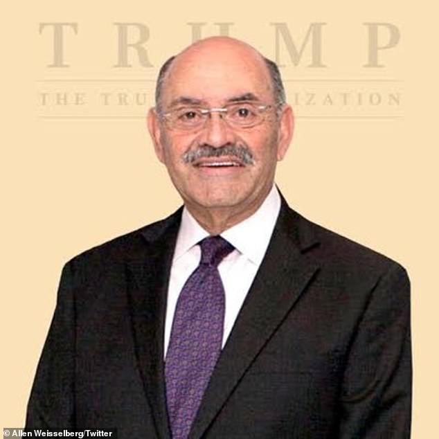 Manhattan prosecutors have issued a subpoena for bank records for longtime Trump organization CFO Allen Weisselberg