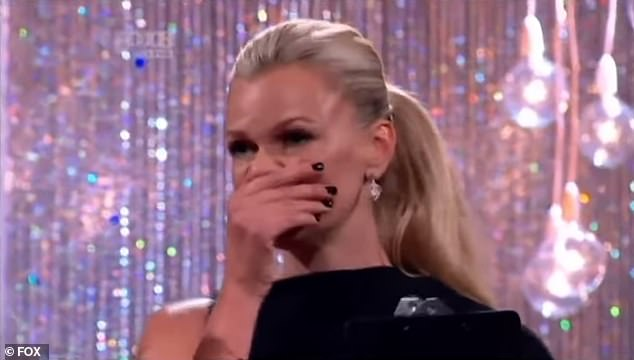 Real awkward! At the time, the beauty told The Sydney Morning Herald that there was miscommunication through her earpiece during the live finale, and said she felt sick about it all.u00A0She insisted it wasn't a publicity stunt, saying: 'You can see how close we are with the girls'