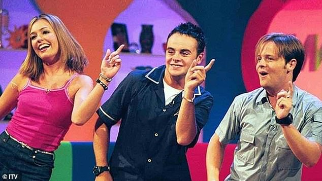 Nostalgia:u00A0The trio hosted their Saturday morning kids show from 1998 to 2003, with fans having been calling for a reunion for years