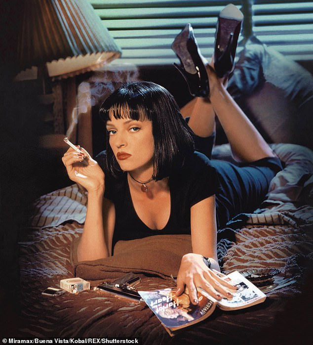 It seems the plot of Notting Hill may have been inspired by a real-life relationship between a London publisher and Pulp Fiction star Uma Thurman, when she was the toast of Hollywood