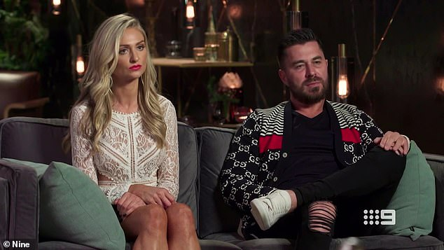 It's over! Joanne's boost of confidence comes a month after her split from James Susler aired on Married At First Sight