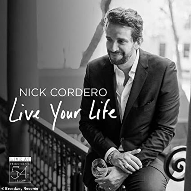 Music: On September 17, Amanda released Live Your Life, an $18.87 album of Cordero's cabaret act at Feinstein's/54 Below in Manhattan recorded back in April 2019