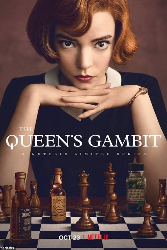 Adapted:u00A0Mrs. America won for Original Long Form, while The Queen's Gambit won Adapted Long Form