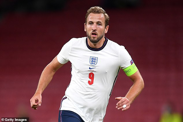 England captain Harry Kane is Tottenham's most beloved player, between £ 77 million and £ 103million