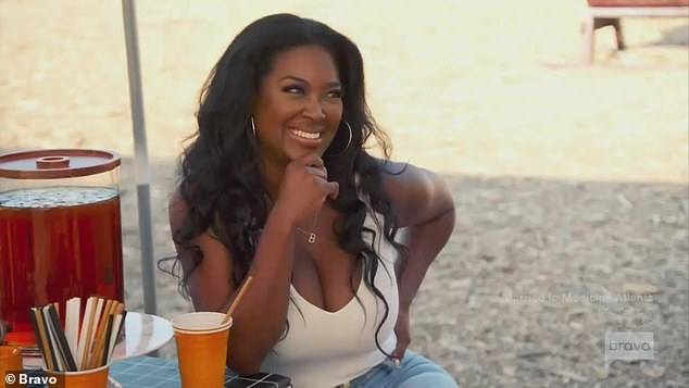 Tune in: The Real Housewives Of Atlanta season 13 airs on Sunday nights on Bravo