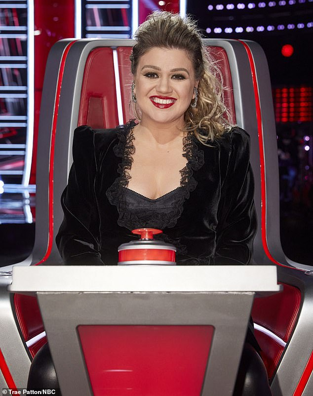 Blind auditions:The 44-year-old country superstar stole a singer from Kelly Clarkson by alluding to his friendship with former coach Adam Levine