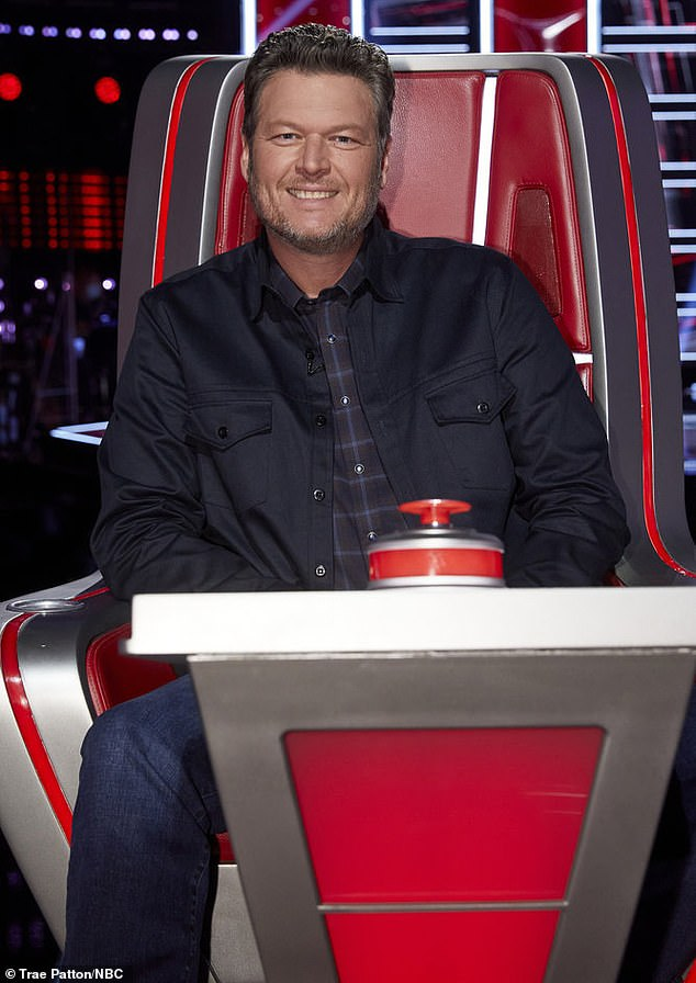 Country star:Blake Shelton played dirty pool as the season 20 blind auditions concluded Monday on The Voice