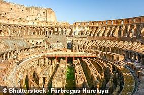 Pictured: Rome's Colosseum