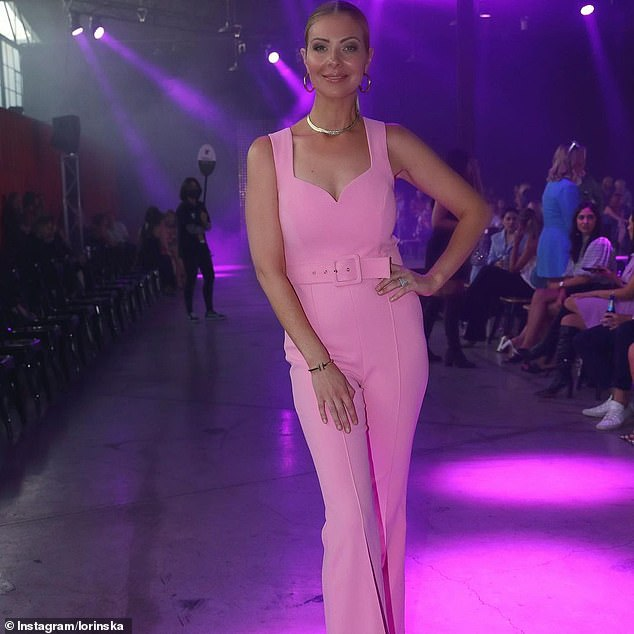 All is forgiven! Yummy Mummies star Lorinska Merrington has reappeared on Bec Judd's Instagram on Monday after the queen WAG was caught 'donating her brand's loungewear to The Salvation Army just days after promoting it on Instagram'