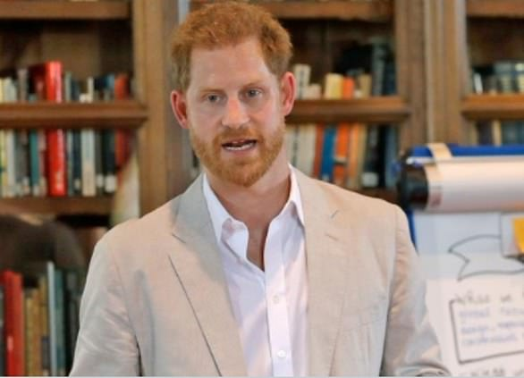 The Duke of Sussex will be unveiled later today as the chief impact officer at BetterUp