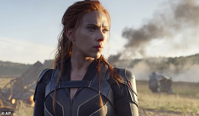 Action-packed: The film also starsFlorence Pugh and Rachel Weisz
