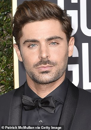 On the move! Zac Efron, 33, (pictured) is planning to leave Australia with his girlfriend Vanessa Valladares, 26, in May as he travels to Canada to film the new film adaptation of Stephen King novel Firestarter