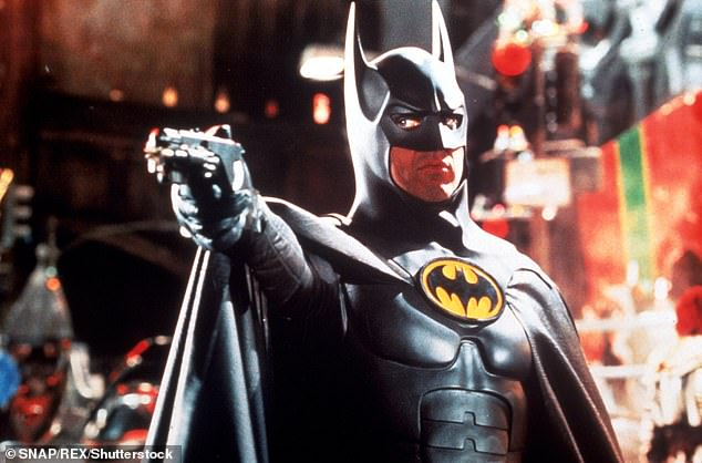 Reprise the role?In March, Michael claimed that he hadn't officially signed on to the film Batman yet in an interview with Deadline (still from Batman Returns 1992)