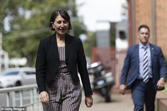 Premier Gladys Berejiklian announced the changes on Wednesday as the state went eight days without a local Covid infection