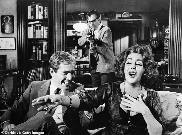 Hailing from Great Neck, New York, Segal's most famous role (left) was in a heartbreaking 1966 drama Who's Afraid of Virginia Woolf