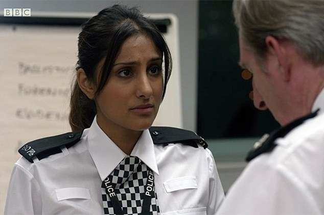 MIA: Viewers of Line Of Duty's sixth series opener on Sunday may have noticed a missing member of AC-12 in the form of PC Tatleen Sohota